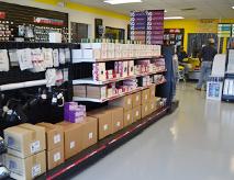 Inside of Apex Supply